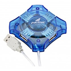 HUB 4 PORTAS USB 2.0...