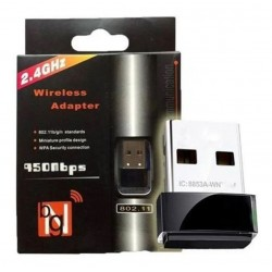 Adaptador Receptor Wireless...
