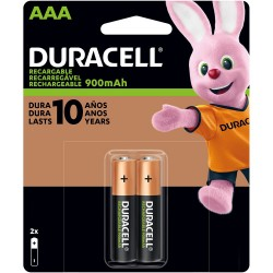 Pilha Duracell AAA...