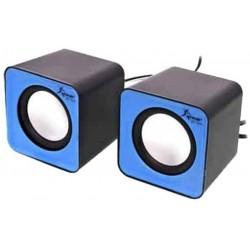 Caixa De Som Knup Mini USB...